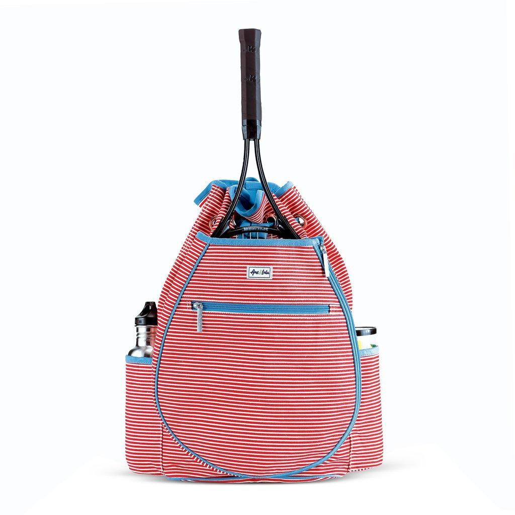 Ame & Lulu Bitsy Kingsley Tennis Backpack