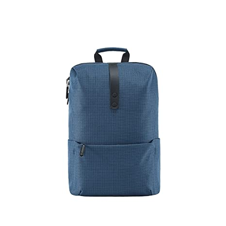 Amazon In Buy Mi Casual Laptop Backpack Blue Online At Low Prices