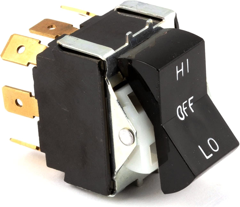 Blodgett 07636 Rocker Switch Large Appliance Accessories Tools ...