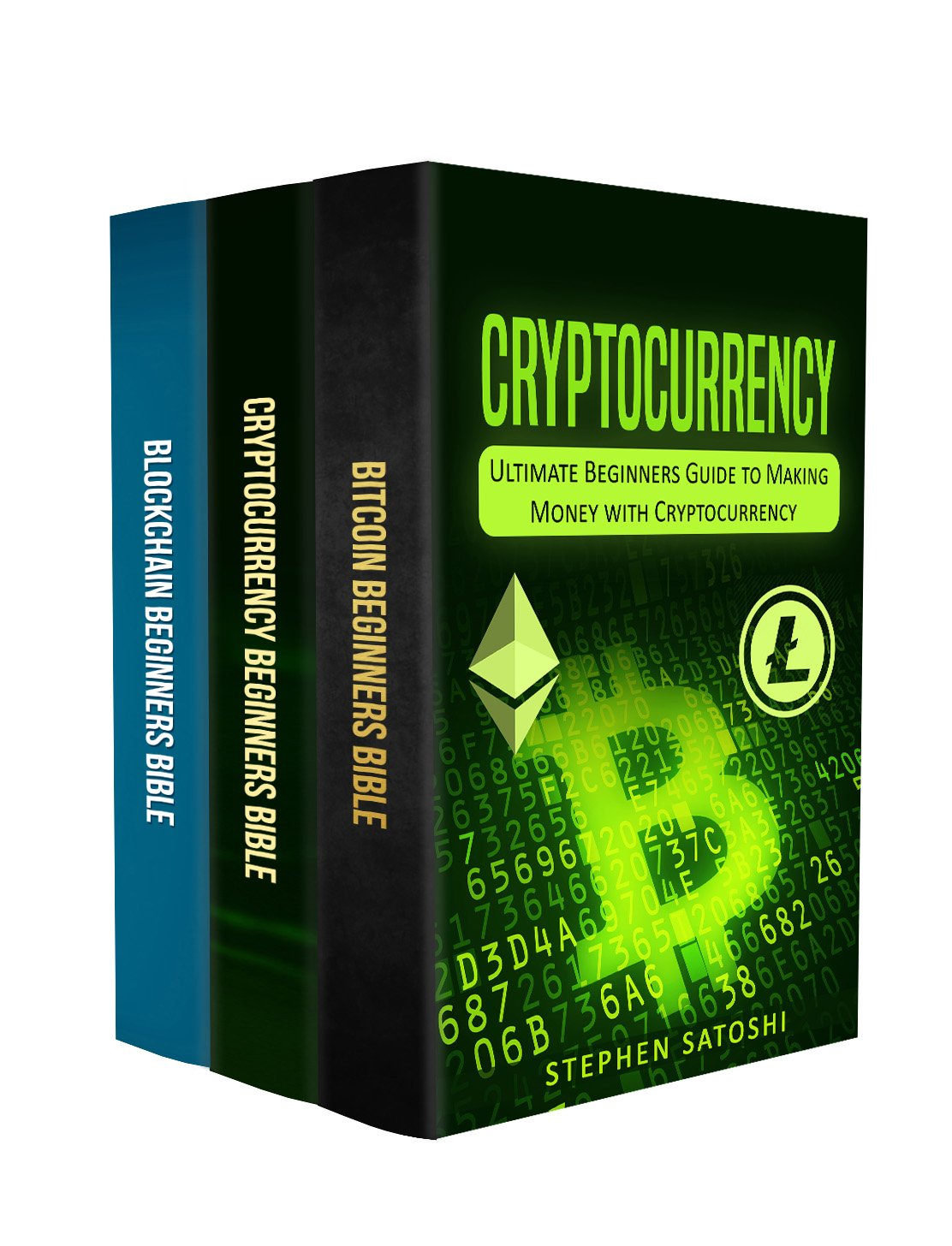 Cryptocurrency  3 Manuscripts   Ultimate Beginners Guide To Making Money With Cryptocurrency Like Bitcoin Ethereum And Altcoins  English Edition