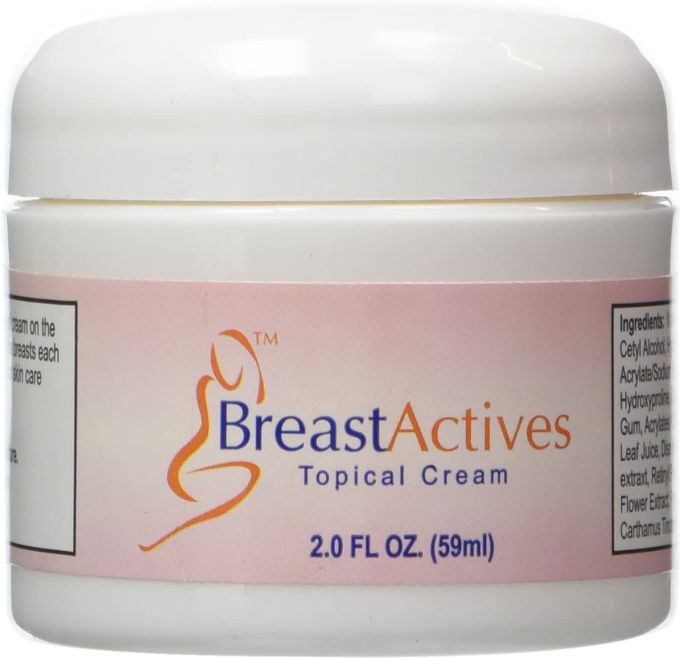 Amazon Com Breast Actives All Natural Breast Enhancement Cream