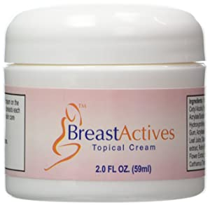 Breast Actives reviews - Natural Formula for Natural Breast Enhancement