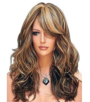 Cheveux meche longue
