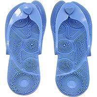 Halovie Chanclas para mujer hombre Zapatos baño masaje
