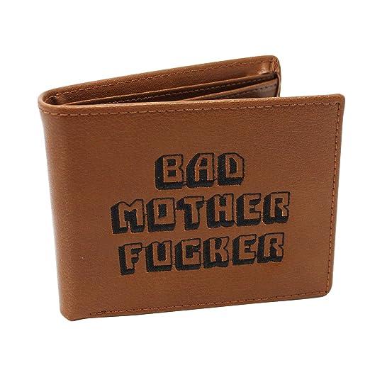 Pulp Fiction Bad Mother Fcker Wallet Genuine Leather Version