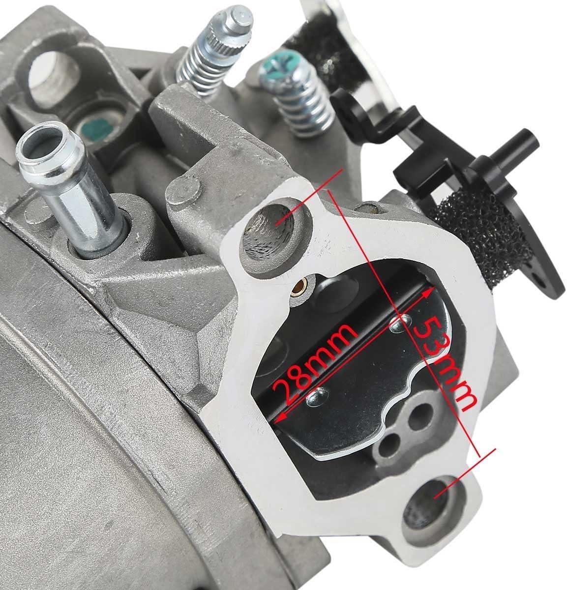 Auto-Moto Carburetor For Briggs /& Stratton 792768 Carburetor