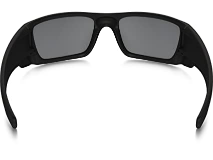 b83a1ec458 ... official store amazon oakley si fuel cell thin red line satin black  frame black iridium lens