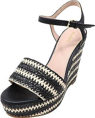 Aldo Women's Shoes Brorka Leather Peep