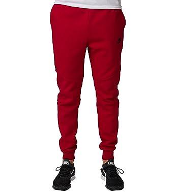 Nike Sportswear Tech Fleece Jogger - Red