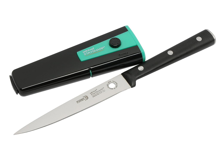 Staysharp Self-Sharpening Utility Kitchen Knife 13cm - 10 year ...