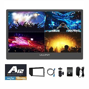 Lilliput A12 12 5 inch 3840x2160 4K HDMI Display-port 3G SDI