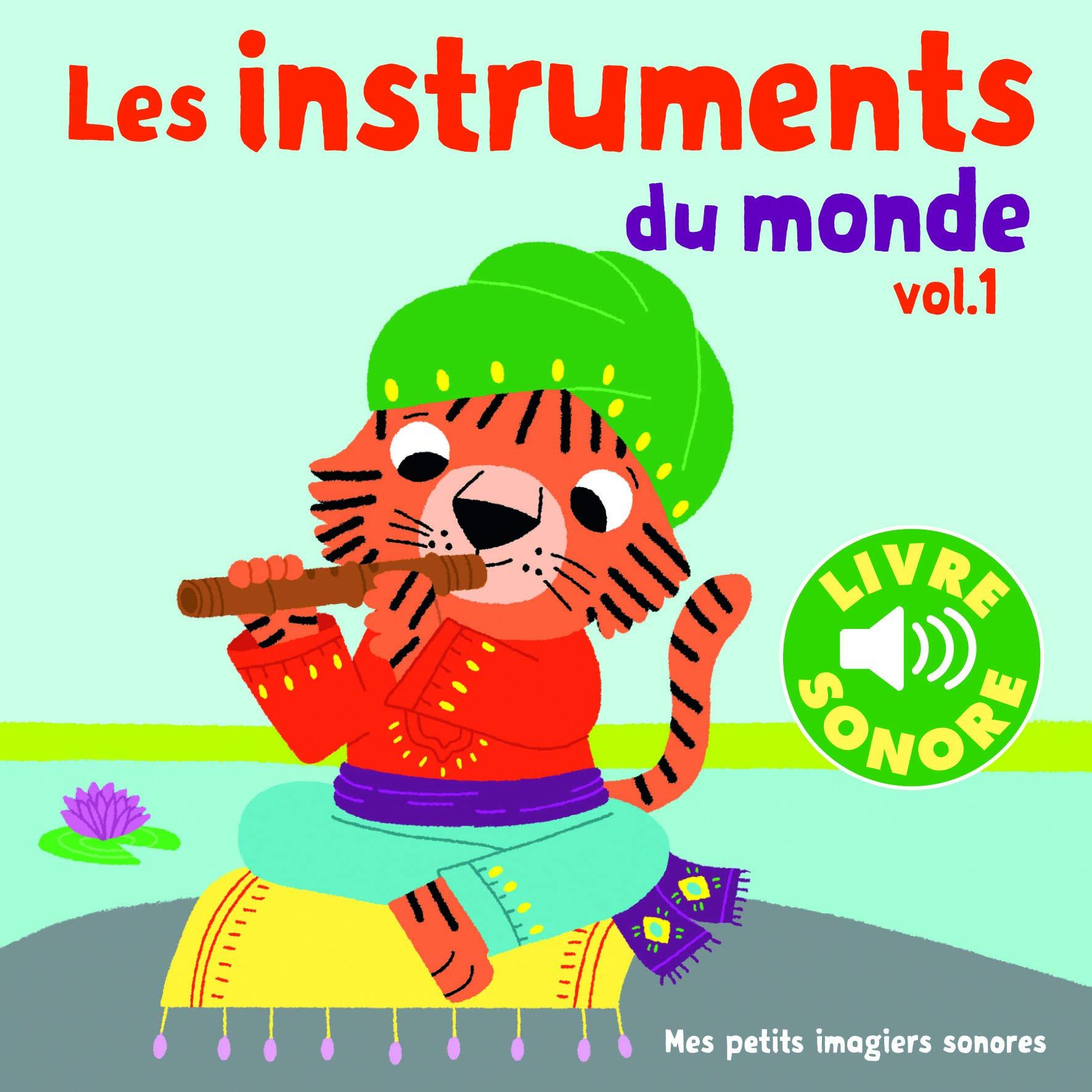 Instruments Du Monde Les Livre Sonore Amazon Ca