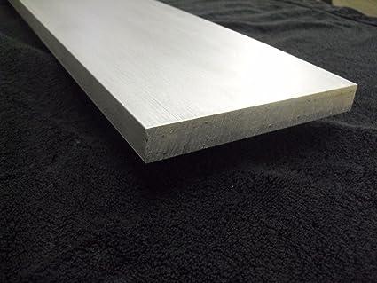 """1//2/"""" Aluminum 6061 Square Bar x 12/"""""""