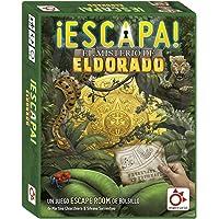 Mercurio-ESCAPA! EL MISTERIO DE ELDORADO (DV0004)