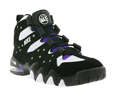 Nike air max2 CB 94 Mens hi top Basketball Trainers 305440 Sneakers Shoes  (UK 7 ef55c2029