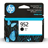 HP 952 | Ink Cartridge | Black | Works with HP OfficeJet Pro 7700 Series, 8200 Series, 8700 Series | F6U15AN