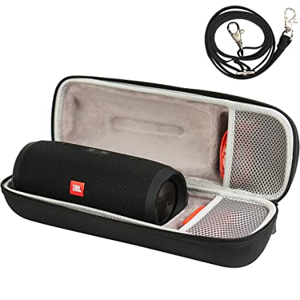 da28d17132a COMECASE Carrying Case Storage for JBL Charge 3 JBLCHARGE3BLKAM Waterproof Portable  Bluetooth Speaker. Fits USB