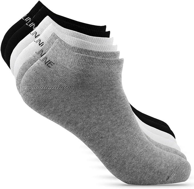 OAKLINE Rebel Sneaker Socken atmungsaktiv für Damen und