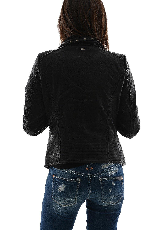 bsb Giacca Donna nero M: Amazon.it: Abbigliamento