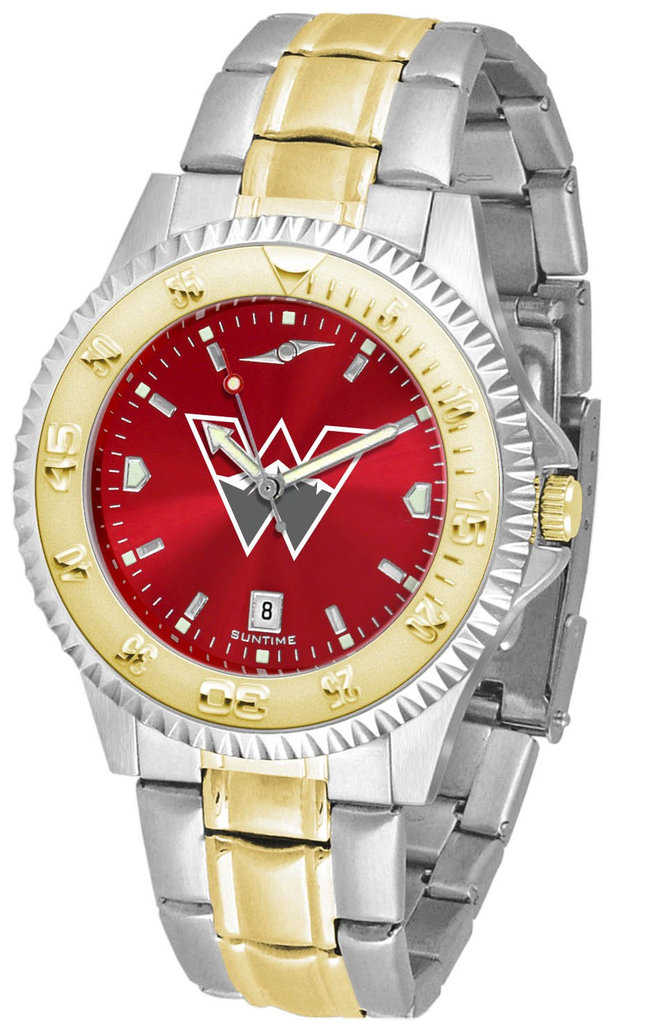 Western State Colorado University Mountaineers-Competitor Two-Tone AnoChrome by SUNTIME