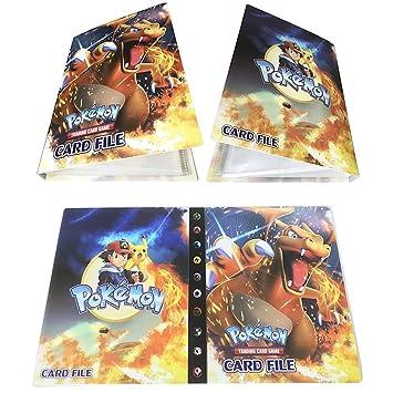 Álbum Titular de Tarjetas Pokémon Carpeta Carpeta Libro 30 ...