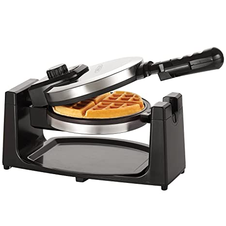 cooks rotating waffle maker