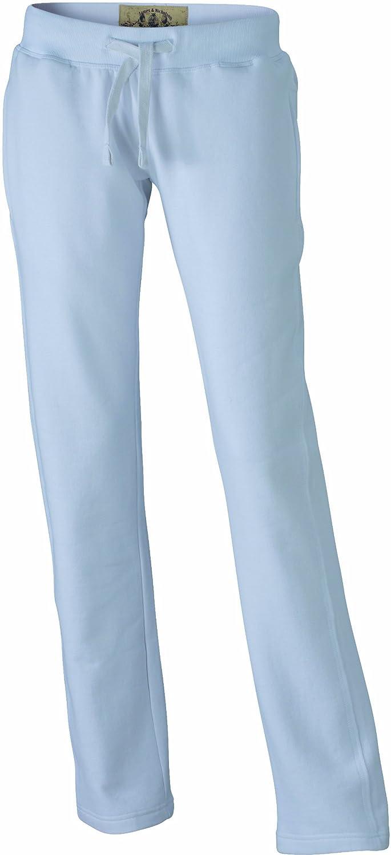 TALLA L. James & Nicholson Ladies' Vintage - Pantalones para Mujer
