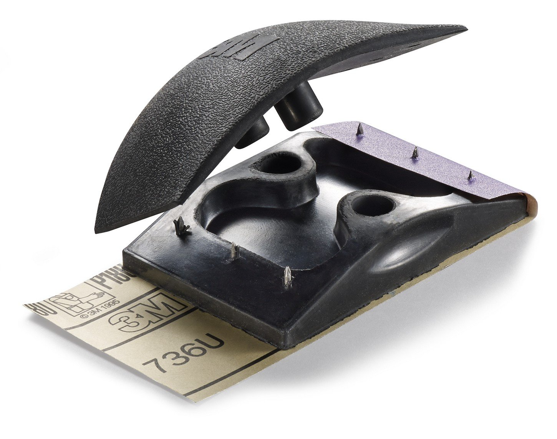 3-2//3-Inch Wide, 03150 3M Ergonomic Sanding Block