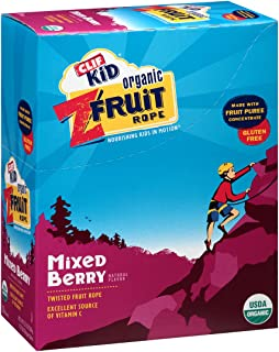 product image for Clif Kid Z Twisted Fruit Rope - Mixed Berry - 0.7 oz - 18 ct
