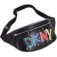 DKNY Tilly Paint Logo Belt Bag