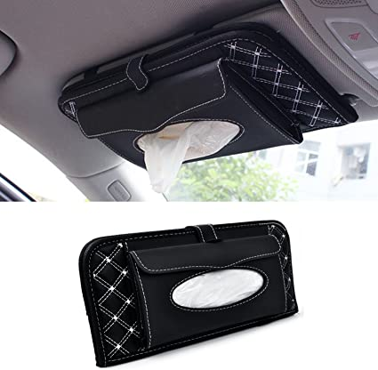 OneTigris Milti Function Sun Visor Cover Pouch Visor Panel Storage Pouch Folder Pocket Organizer Storage Bag Car Hanging Bags