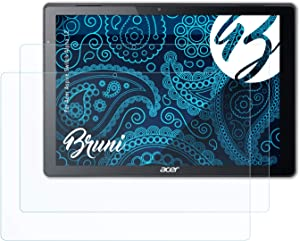 Bruni Screen Protector Compatible with Acer Aspire Switch Alpha 12 Protector Film, Crystal Clear Protective Film (2X)