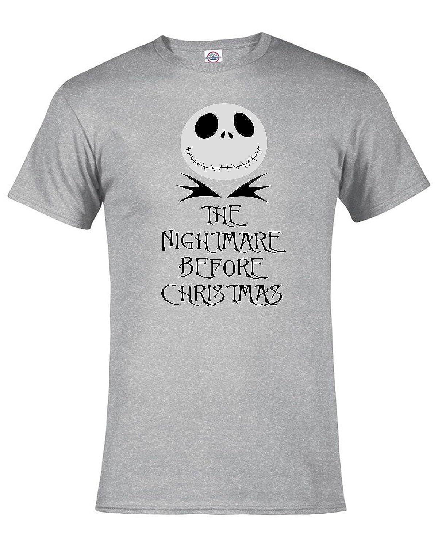 Amazon.com: GotApparel Got Apparel Men\'s Nightmare Before Christmas ...