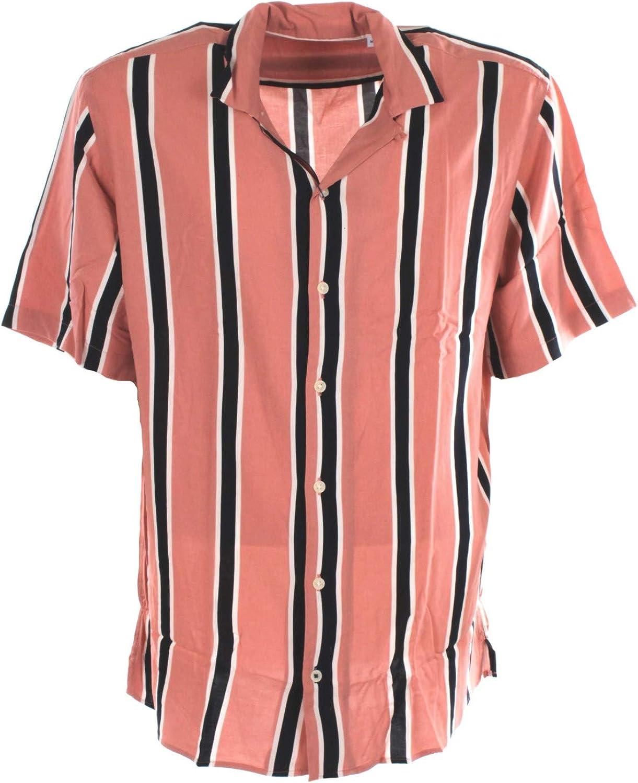 JACK&JONES 12170469 Camisas de Manga Corta Hombre: Amazon.es: Ropa y accesorios