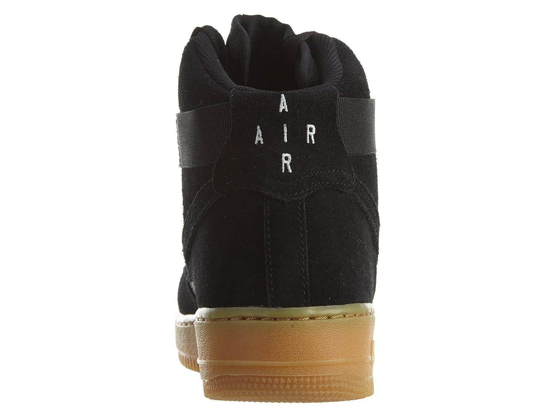 Amazon.com: Nike Air Force 1 High 07 LV8 Mens Shoes Black/Sail/Team Orange 806403-004 (9.5 D(M) US): NIKE: Shoes