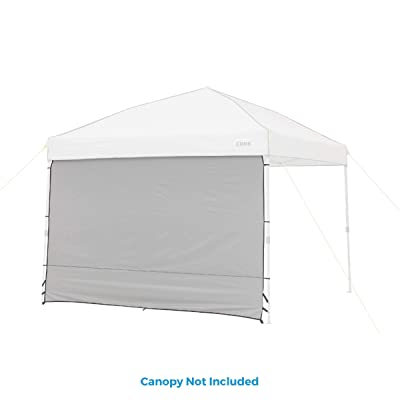 CORE Removable Sun Wall for Straight Leg Canopy Gazebo, Accessory Only, 10 ft x 10 ft: Sports & Outdoors