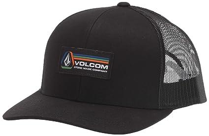 Volcom VOLHORIZONS Gorra, Hombre, Black, O/S: Amazon.es: Deportes ...