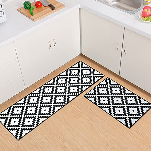 yazi Floor Mat Doormat Runner Cover Floor Rug Indoor Outdoor Area Rugs,Washable Garden Office Door Mat,Kitchen Dining Living Hallway Bathroom Rugs with Non Slip Backing