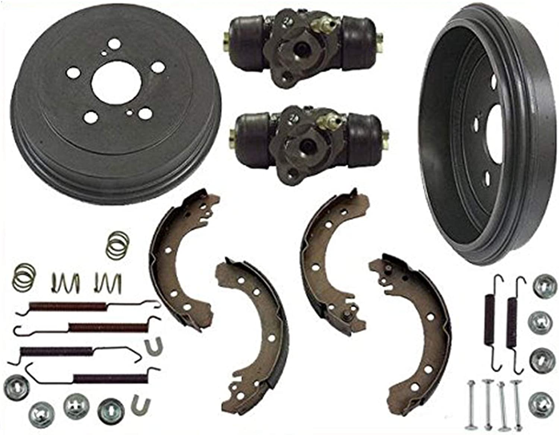 Drum Brake Hardware Kit Rear Better Brake 17373 fits 03-08 Toyota Corolla