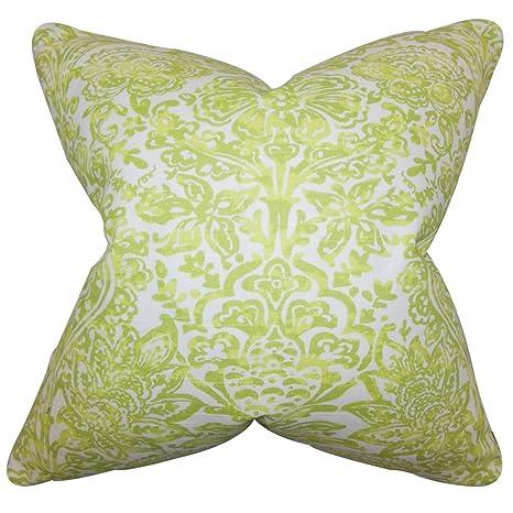 La Almohada Collection Daija para cojín, diseño de Flores ...