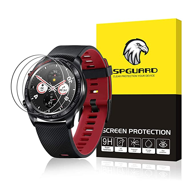 3 Unidades] SPGuard Compatible Huawei Honor Watch Magic Protector ...