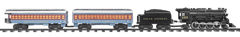 lionel polar express train set instructions