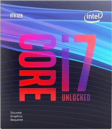 Intel Core I7 9700kf Prozessor Computer Zubehör