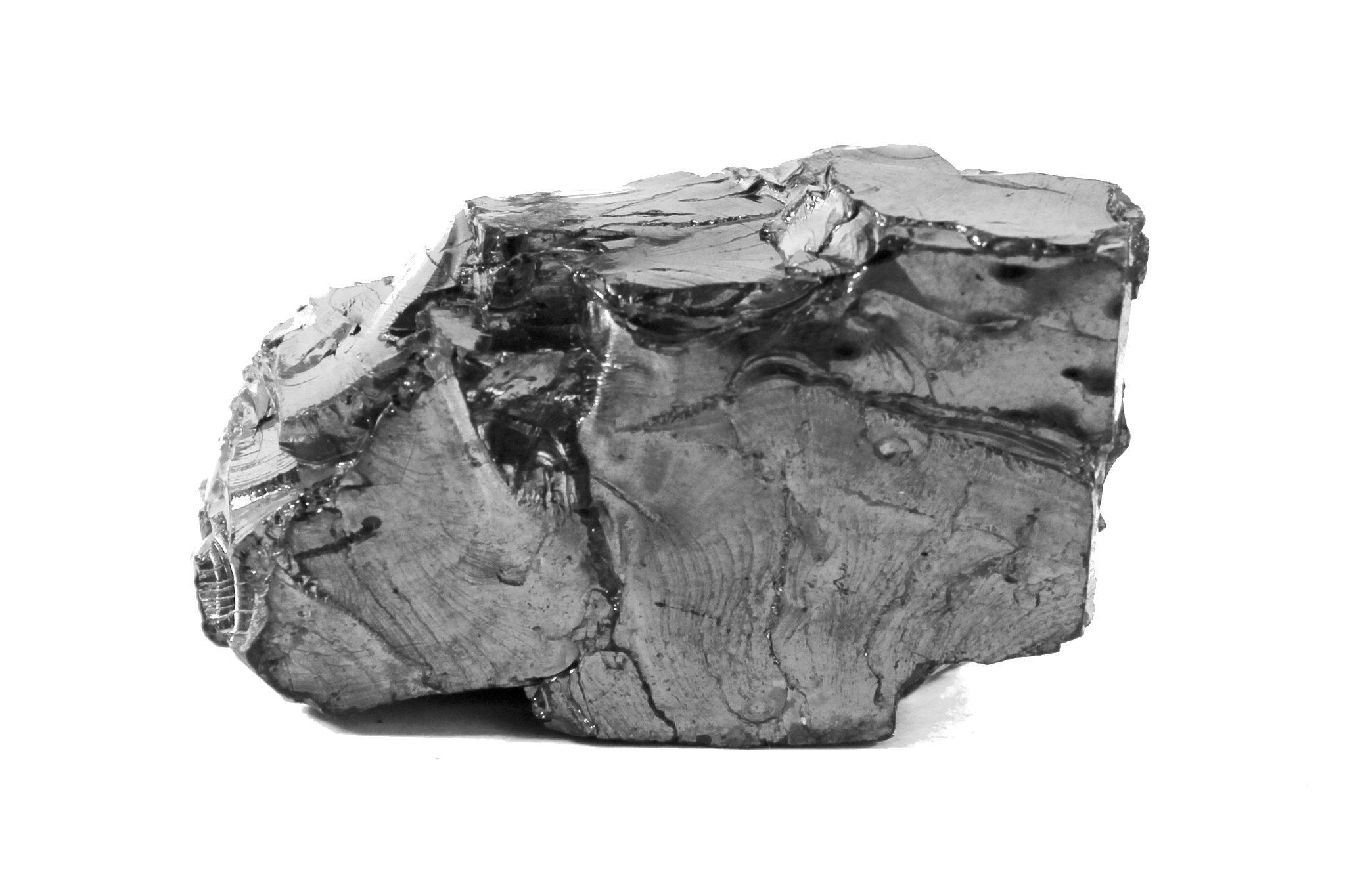 Karelian Heritage Elite Shungite Stone Grounding Crystal (10-15 gr, 4 pcs) ES187