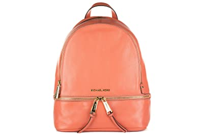 4840d535d777 Image Unavailable. Image not available for. Colour: Michael Kors women's  leather rucksack backpack ...