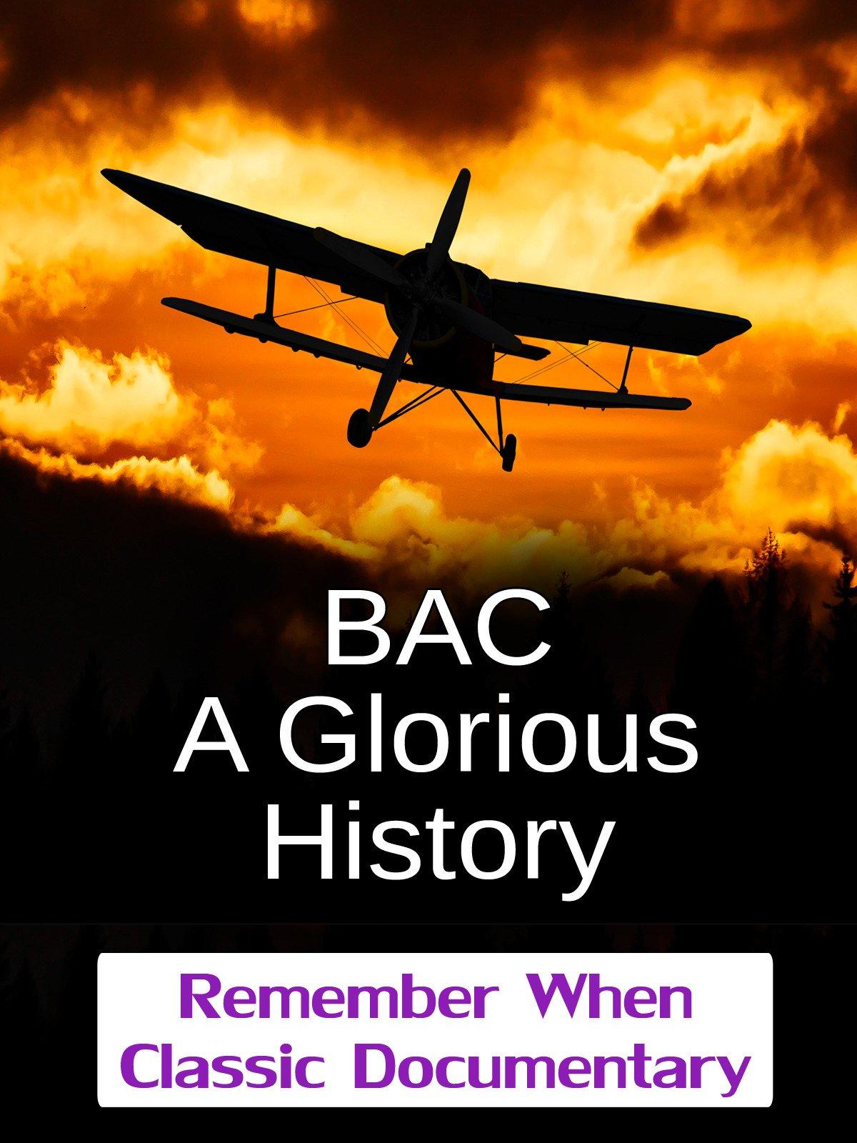 BAC on Amazon Prime Video UK