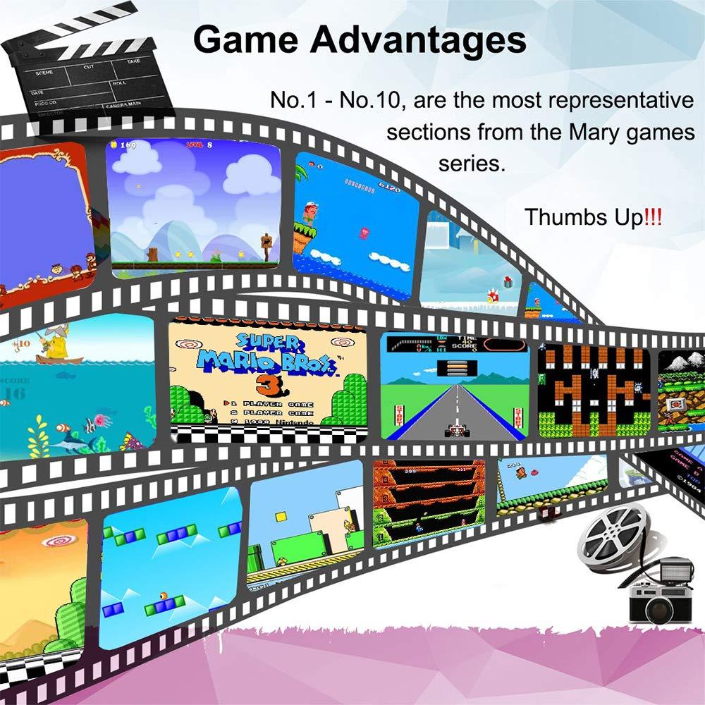 Pokeman Classic Game Console, HDMI HD Super NES Mini Retro Video Game Console TV Game System by Pokeman (Image #3)
