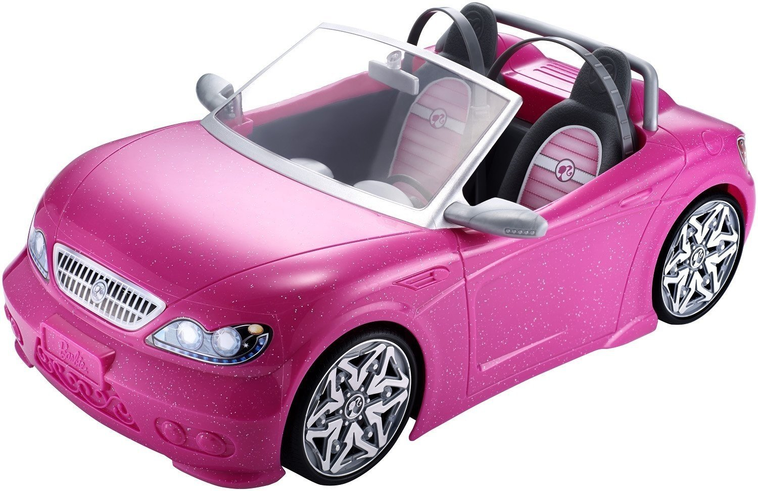 Barbie Glam Convertible (Discontinued by manufacturer)