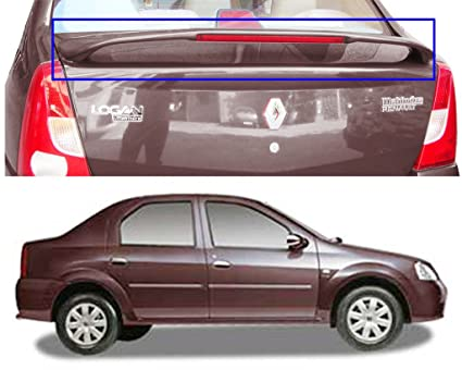 Auto Pearl - Premium Quality OE Type Car Spoiler For