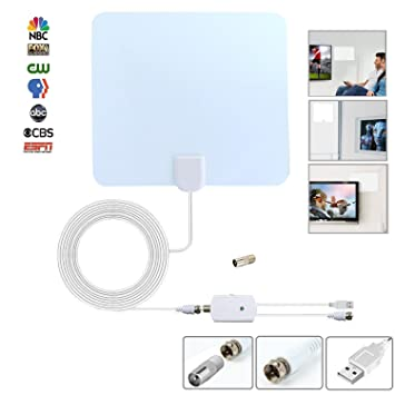 Review Clear View HDTV Antenna,Clear